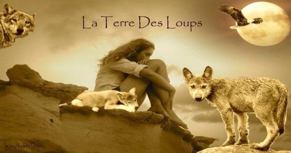 Anthologie du loup Elise Rousseau  Éditeur : Delachaux et Niestlé