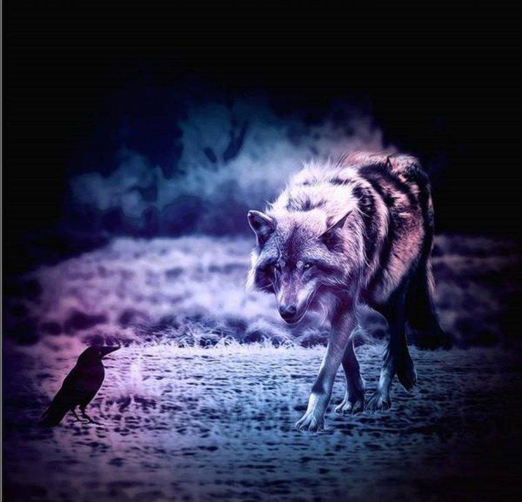 Les moutons passent leur vie entière dans la peur du loup, mais c'est le berger qui les mange...