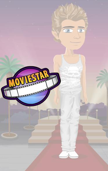 ♥ Inscrit sur MovieStarPlanet ♥