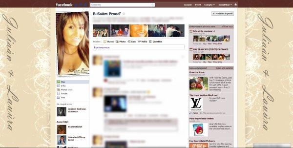 . B-Saàm Pro0d' 0n SKYROCK YEAAH !!  Retrouve moi sur facebook !!!