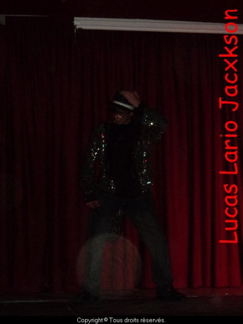 Lucas Lario Jackson : A New Beginning