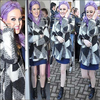 """. Le 30 janvier 2013 ~ Les Little Mix sont allées à la """"Real Radio"""" à Edimbourg.."""