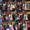 . Le 25 mars 2013 ~ Les filles sont allées à la radio Kiss FM a Phoenix (Arizona) ..