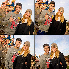 Le 8 janvier 2014 ~ Perrie et Zayn étaient à Disneyland Paris.