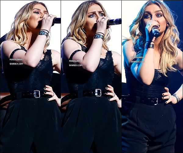 Le 13 juin 2014 ~ Les Little Mix ont performé au WZPL Birthday Bashà Indianapolis.