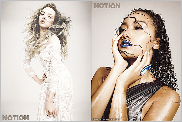 Photoshoot : Notion Magazine