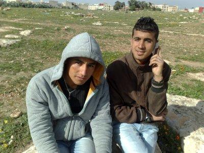 moi et tawfik