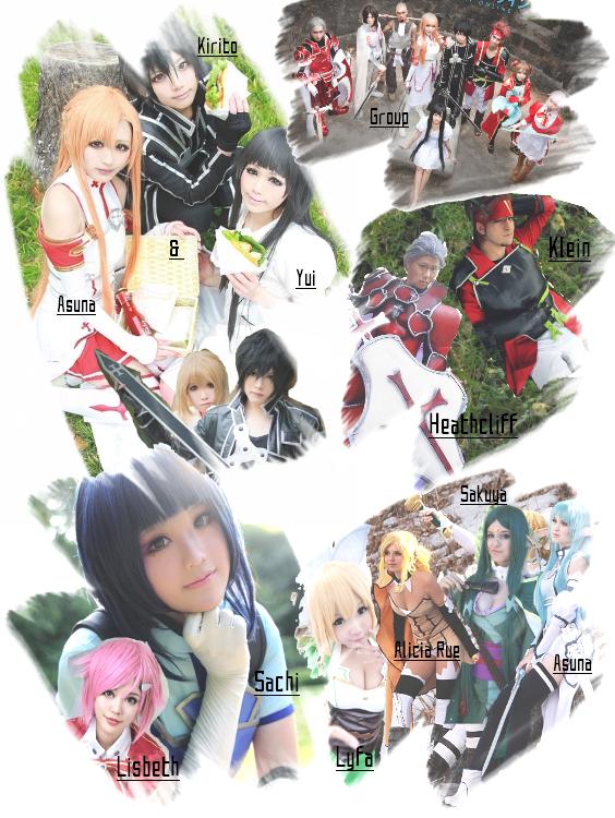 ╰☆╮ Sword Art Online ╰☆╮
