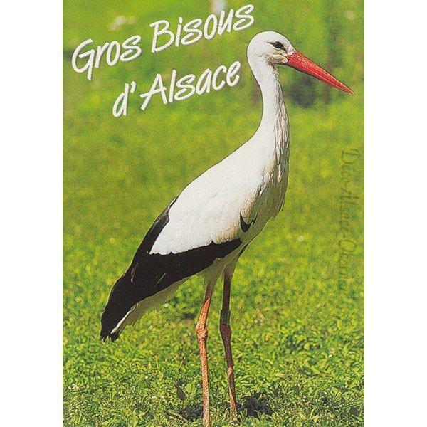 Bisous de Colmar en Alsace