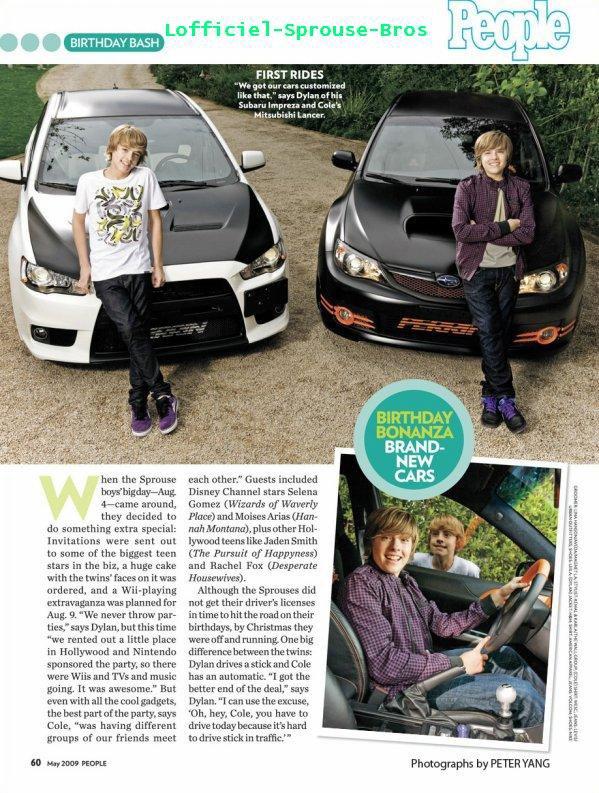 Les belles voitures ^^