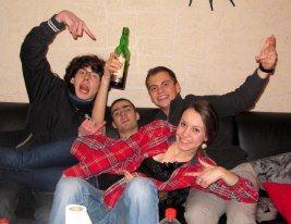 la fiesta ;)