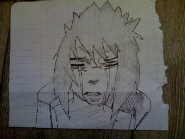 Voilà Sasuke.