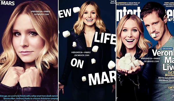 ★shoot pour Entertainment Weekly