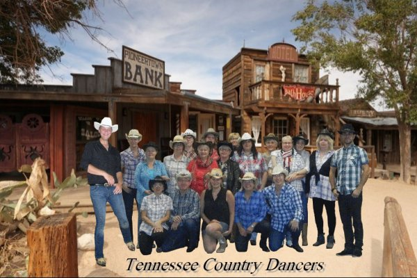 Club TENNESSEE COUNTRY DANCERS (62)