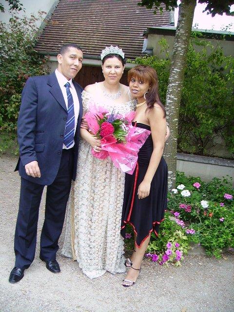 A un mariage