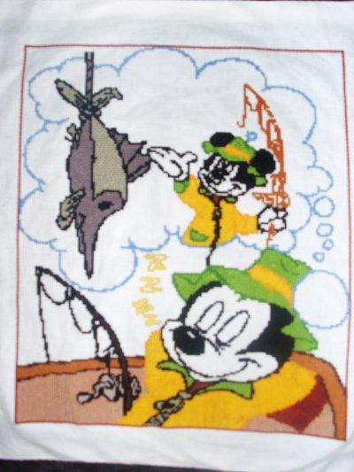 Mickey enfin fini