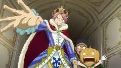 Le Roi Natsu!