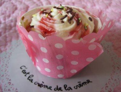 Tout les types de cupcakes