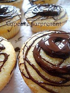 Cupcakes surprenant