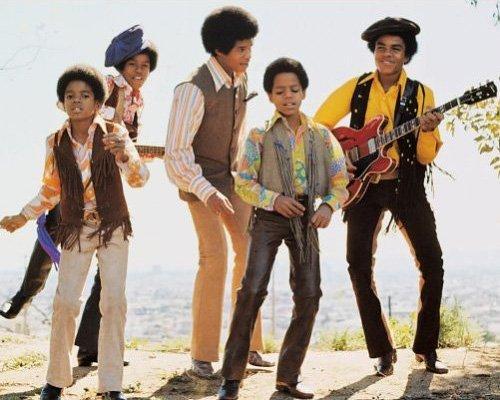 Les Jackson 5 en 1970