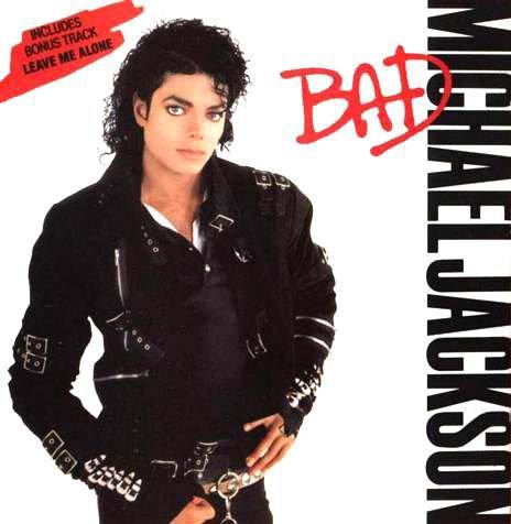Album Bad en 1988