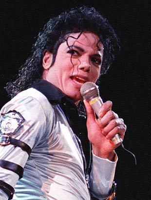 Michael à L'époque de Bad