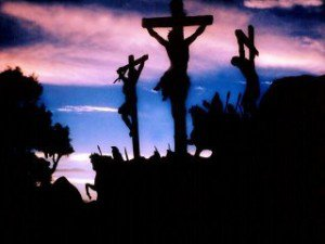 Was Jesus Sent to be Crucified?