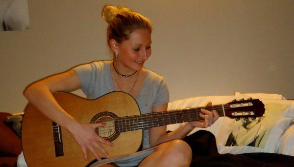 la guitare ma passion !!