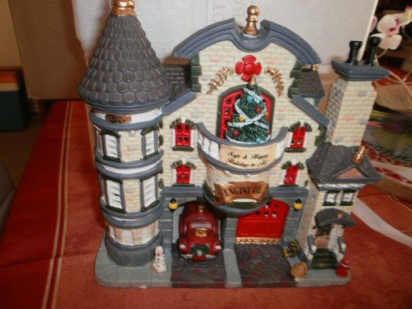 maison de pompier
