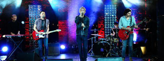 Kyo : Les photos de leur prestation au Show Virgin Radio TV