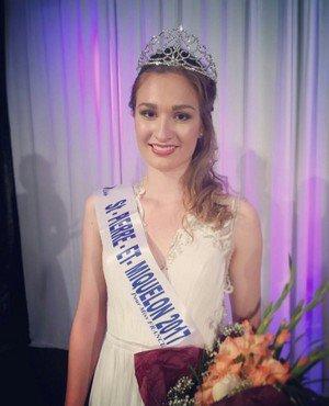 Miss St Pierre et Miquelon 2017