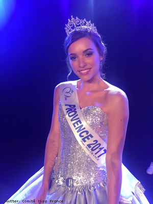 Ecrire à Kléofina Pnishi - Miss Provence 2017