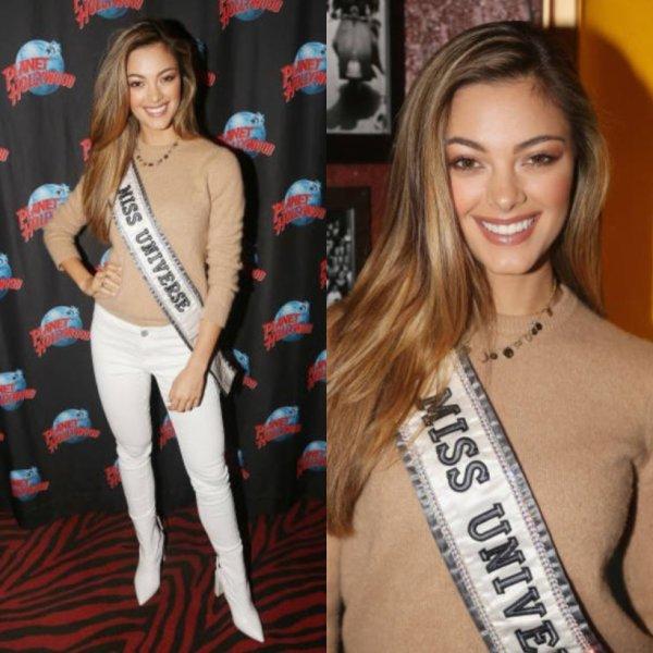 Adresse Miss Univers 2017