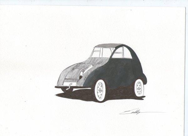 1ère 2cv (1940)