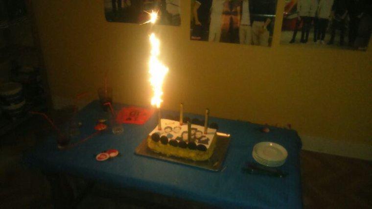 Mon 16ème anniversaire : une One Direction party