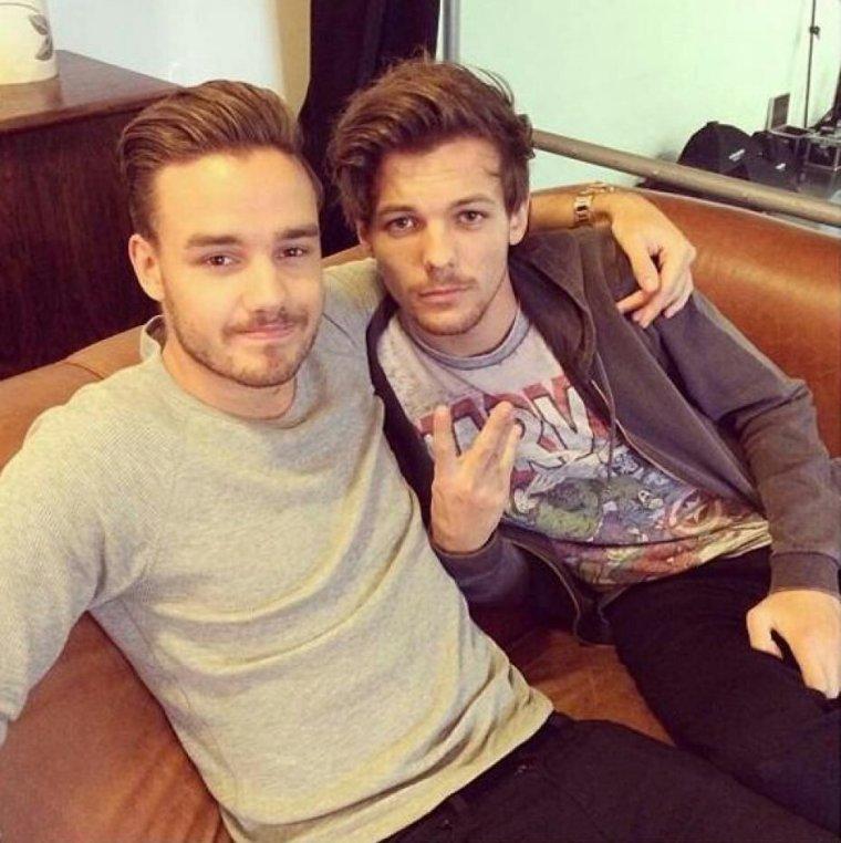Liam et Louis