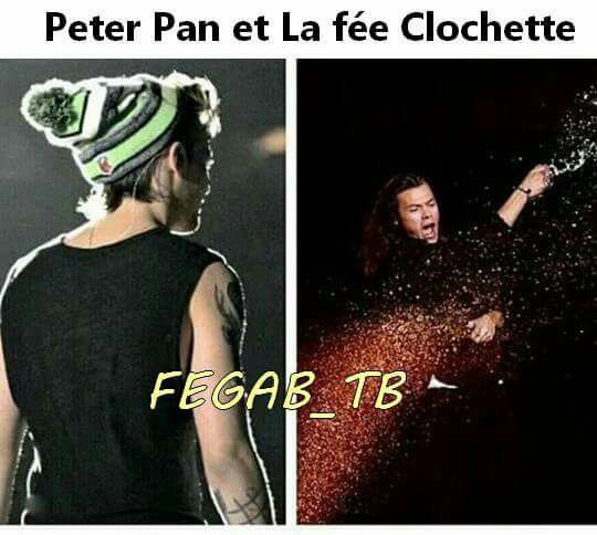 Louis et Harry