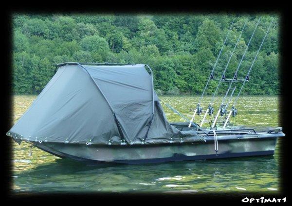 Carp boat