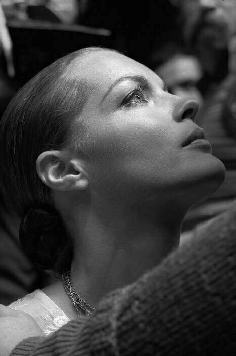 PHOTOS. ROMY SCHNEIDER  - FRED ASTAIRE :   BOB LANDRY