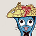 Shana - Lonely person / « Pourquoi es-tu bleu ? - Parce que je suis un chat ! » (2011)