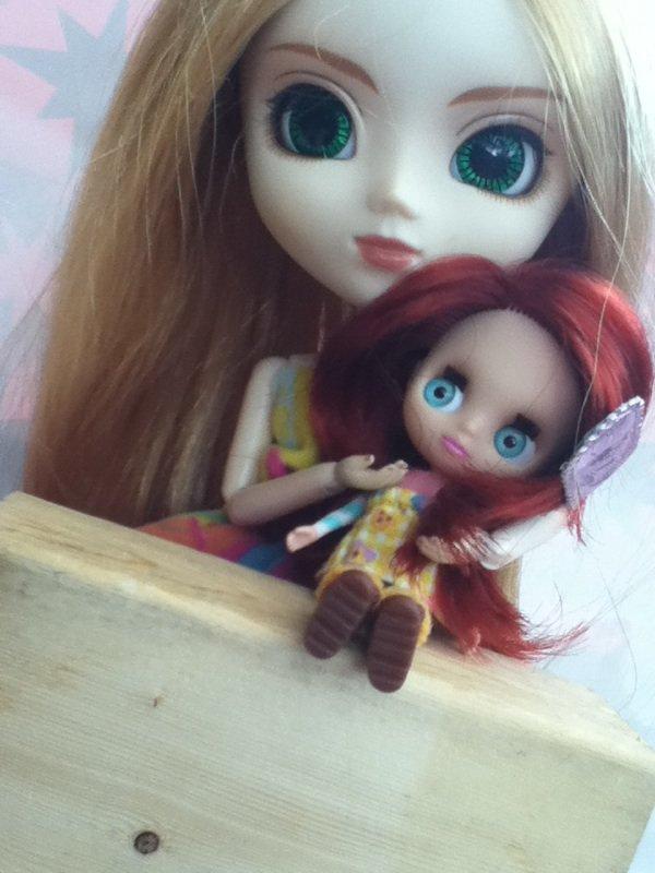 Jenny-Lee et les jouets