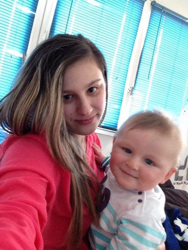 Moi et mon bébé Eden