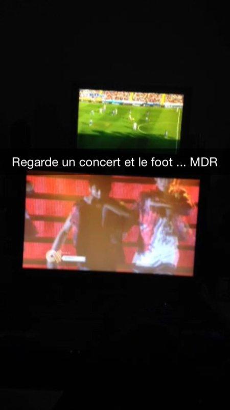 Concert ~ Foot