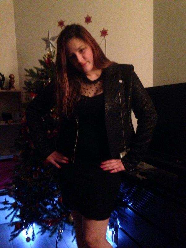 Vous en pensez quoi de ma tenue pour le nouvel an??