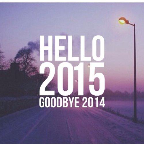 Résolution 2015 !