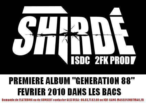 SHIRDE