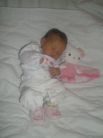 Léna,ma petite princesse