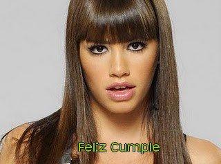 Bon anniversaire à Lali qui fête ses 19 ans !