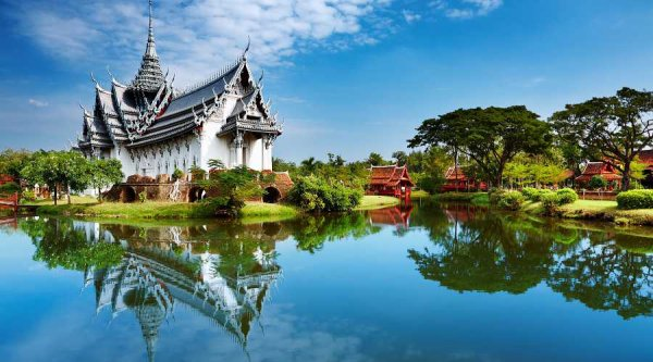 Chapitre 17 - Livre II : Vers la Thailande