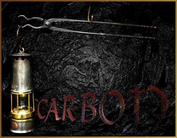 lampe de mineur et tenaille de forgeron  deux mondes qui furent les miens.